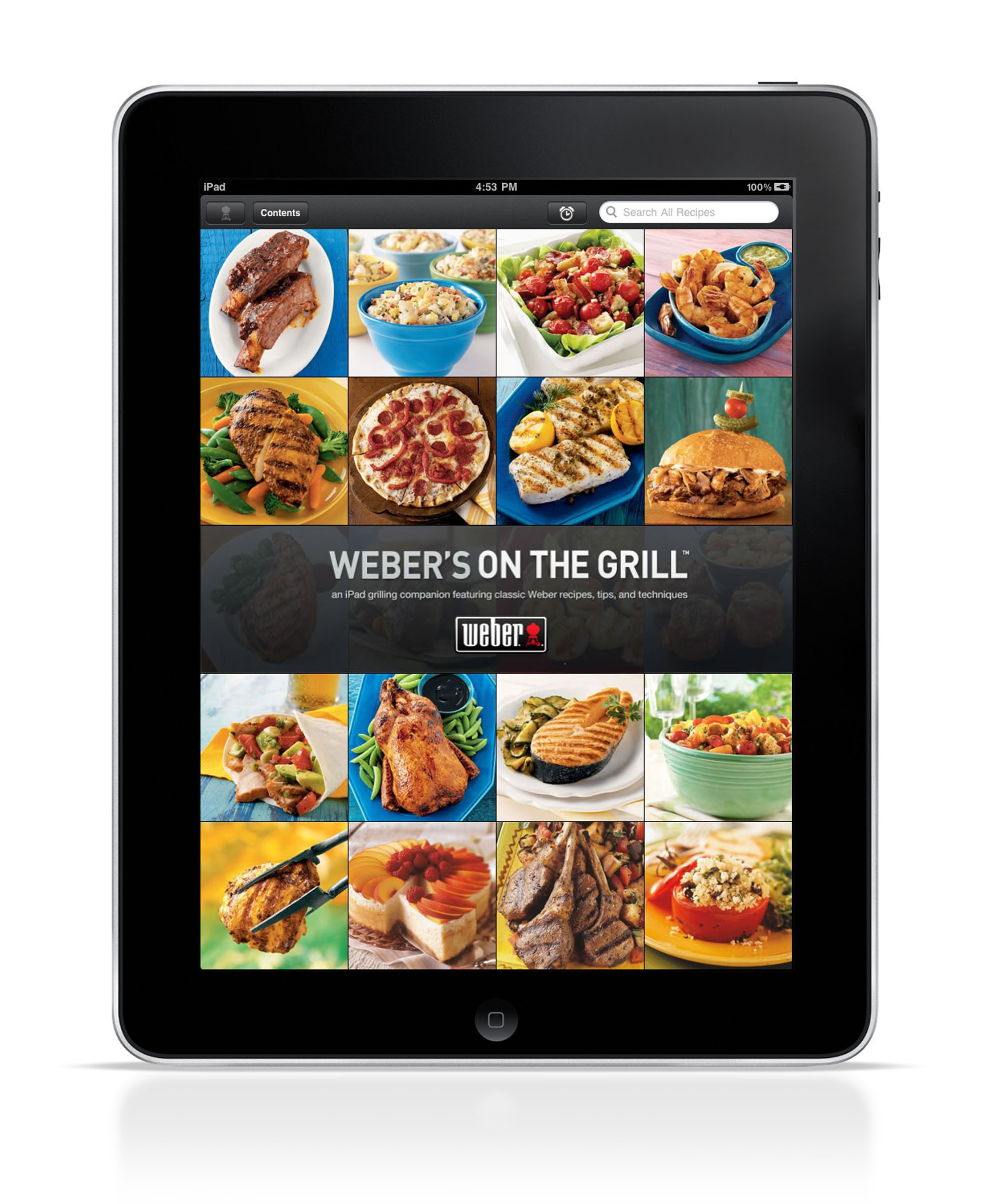 grilling with the ipad | progressive grocer