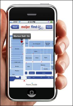 Meijer Launches Mobile In Store Product Locator Progressive Grocer