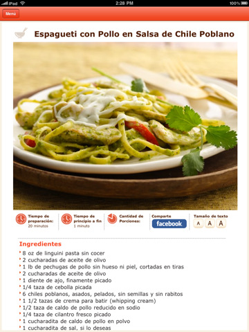 General mills launches spanish language app for ipad progressive we think this technology is an excellent platform for showcasing our very popular recipes and our award winning photography said forumfinder Gallery