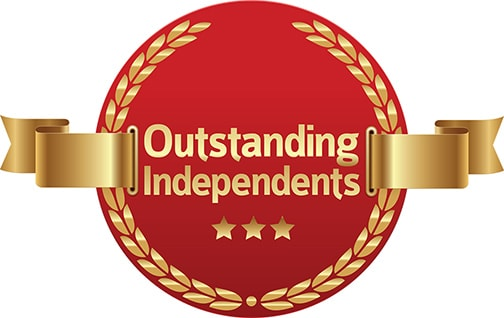 Outstanding Independents award