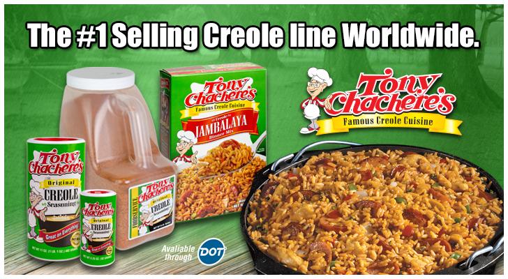 Tony Chachere's Famous Creole Seasoning