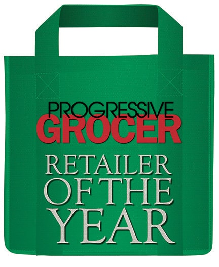 Retailer of the year logo