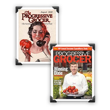 Progressive Grocer magazine since 1922
