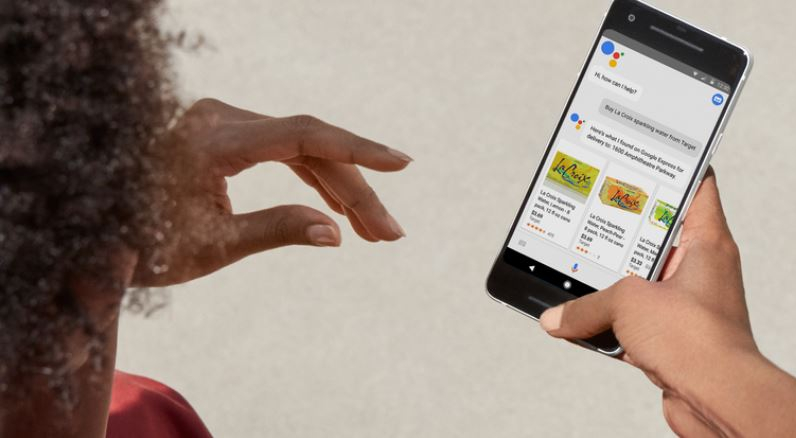 Target partners with Google for voice shopping through Google Express