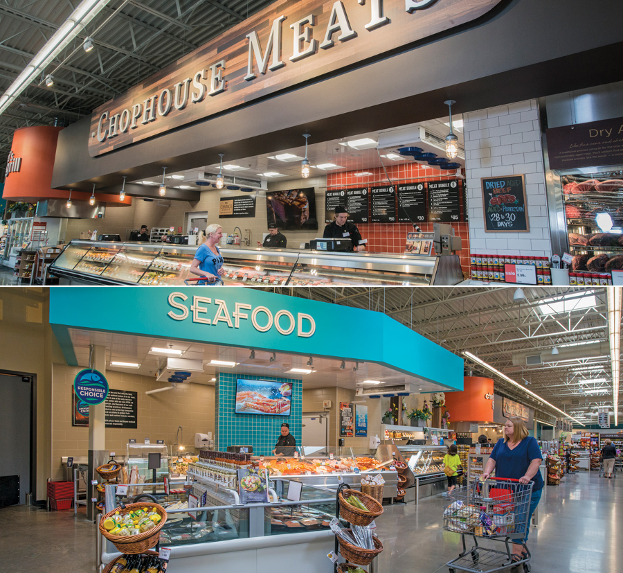 Courts Store New York: Hy-Vee Ups Food Court Offerings, Center Store Chic With