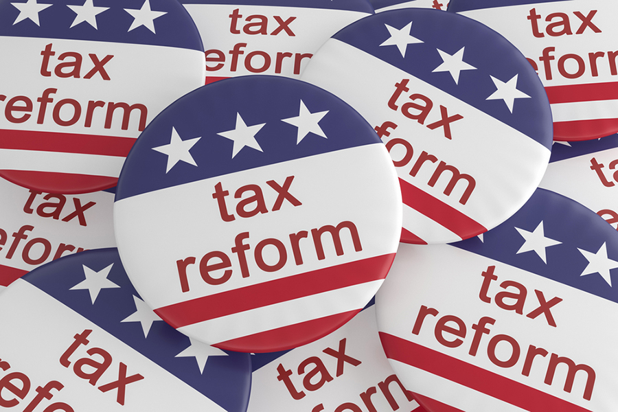Griffith votes for Tax Reform