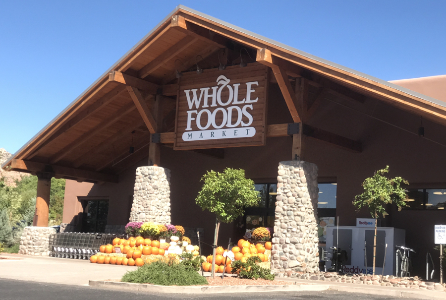Amazon gives Prime members discounts at Whole Foods