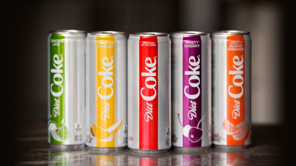 Diet Coke gets biggest makeover ever in bid to restore cachet