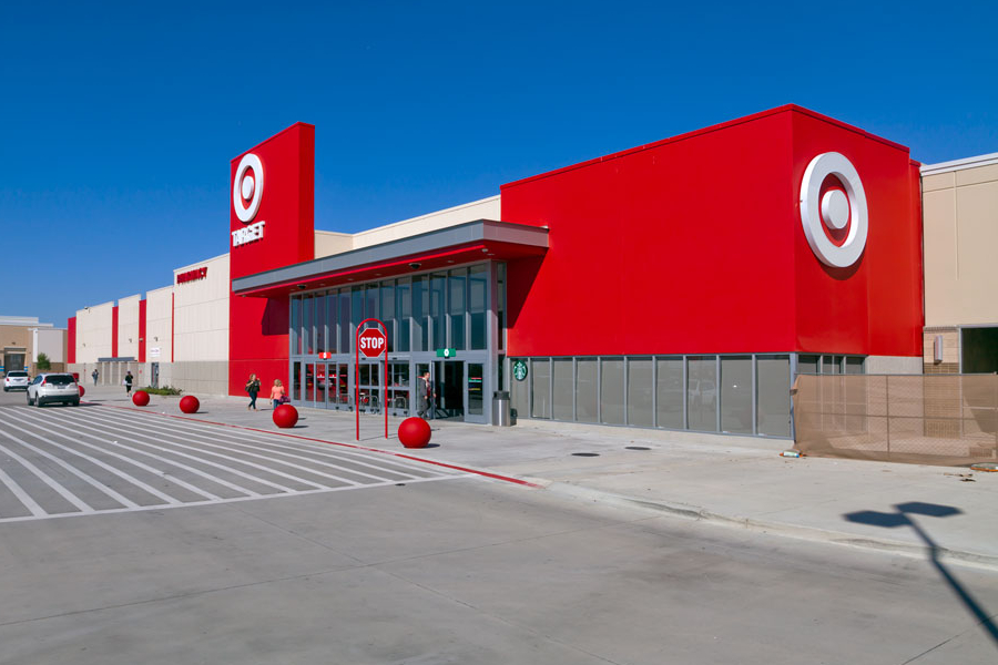 Target's Comp Sales Surge 3.4% Over Holidays