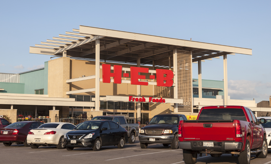 HEB partnering with on-demand delivery service