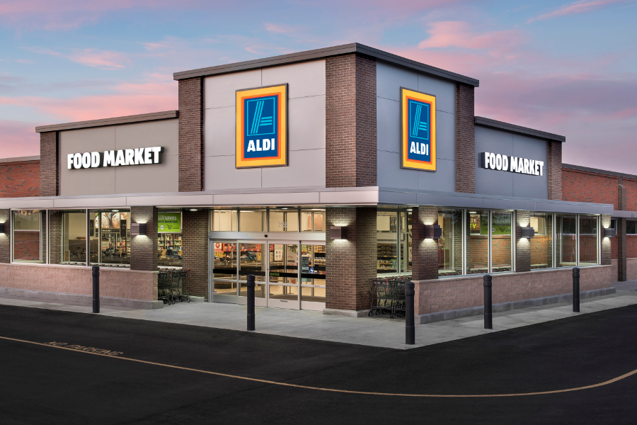 Aldi partners with Instacart to add online ordering, home delivery