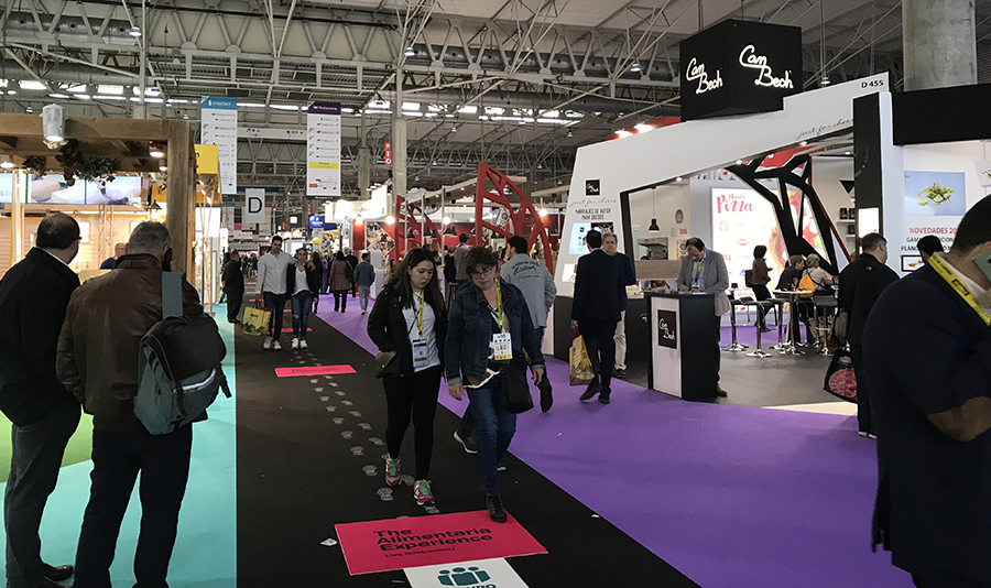 Alimentaria 2018: Suppliers Offer Healthier, Eco-Friendly Options