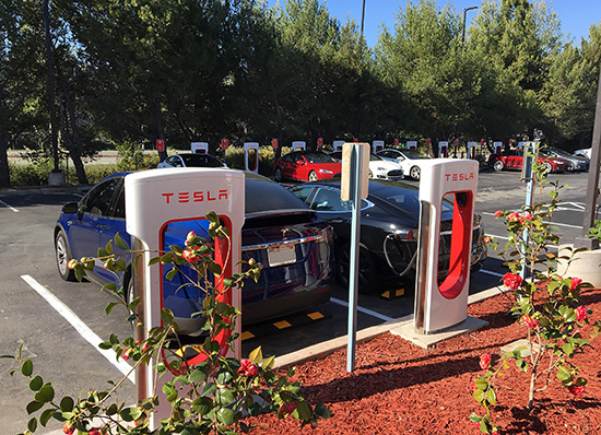 Walmart Taking Steps to Be Among Nation's Leading Electric Charging Station Hosts