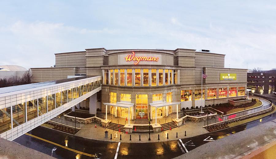 Wegmans to Open 'Unique' Multilevel Store in Mall Natick MA
