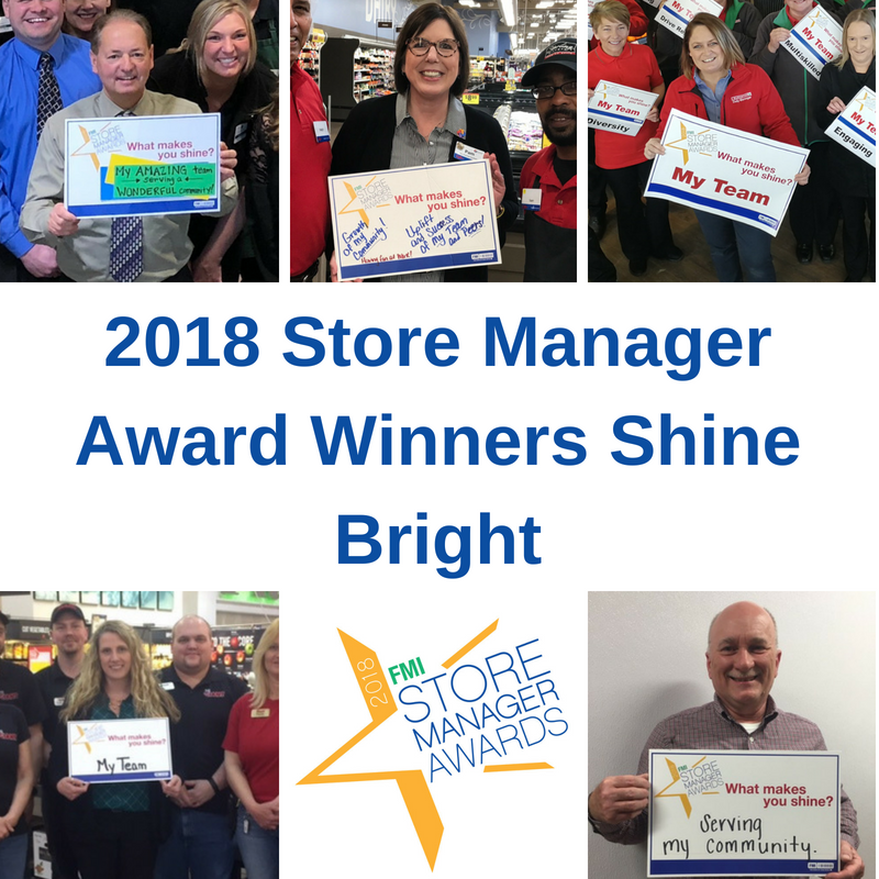FMI Reveals 2018 Store Manager Award Winners