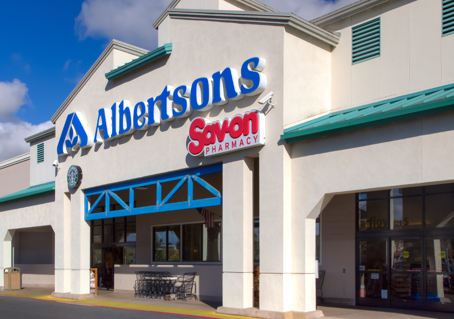 Albertsons to Pilot Amazon Go-Style Technology in Stores, at Gas Pumps