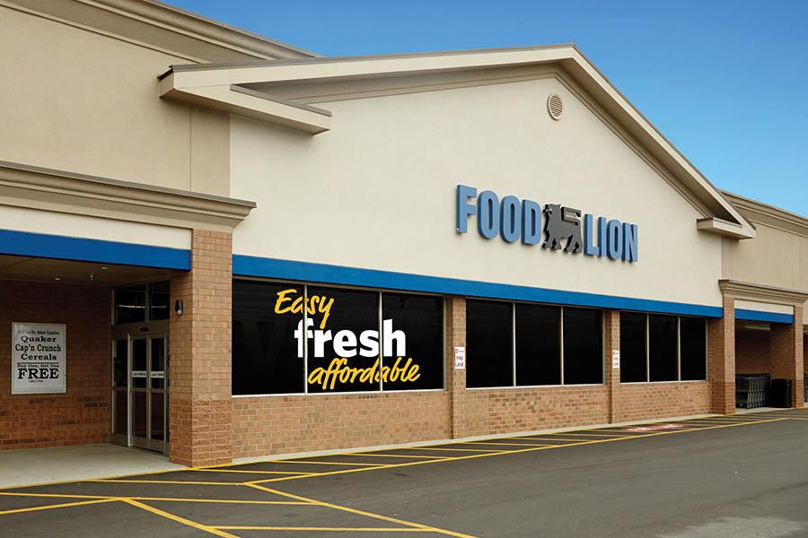 Food Lion Revamping 105 Norfolk, Va.-Area Stores