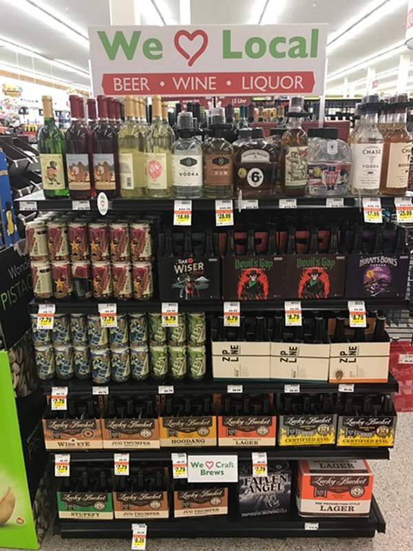 Local Beverage Alcohol Can Be Profitable SpartanNash