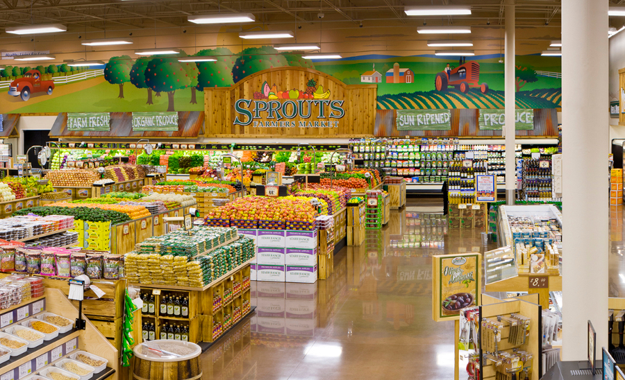 Sprouts Farmers Market reeling after soft guidance