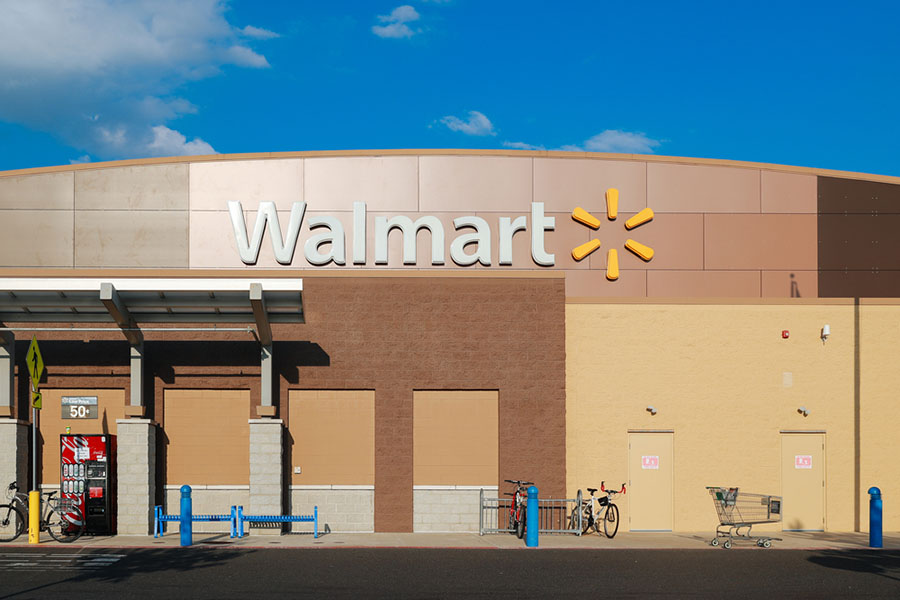 Walmart's sales fall short at home amid deal spree overseas