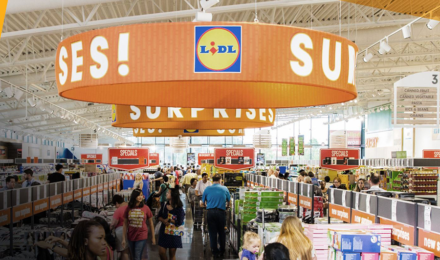 Lidl Winning With Next-Gen Consumers: Survey