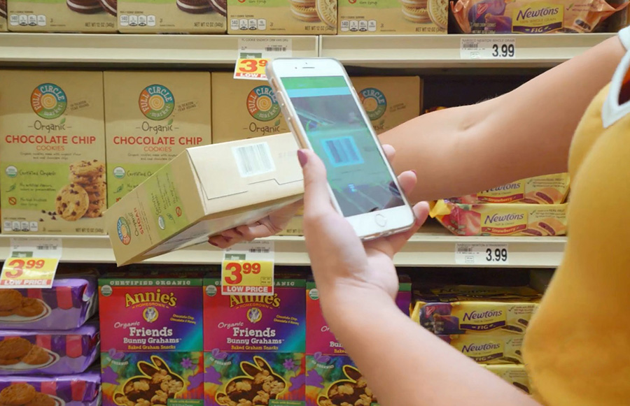 Shoppers Want More Details on Products: Survey SmartLabel GMA FMI