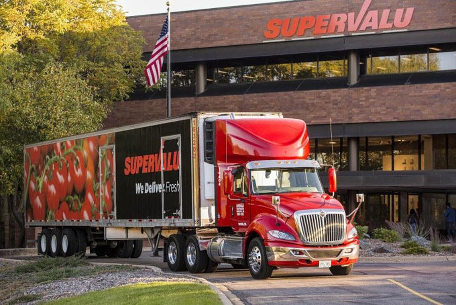 Supervalu Seeks to Reorganize Corporate Structure Holding Company