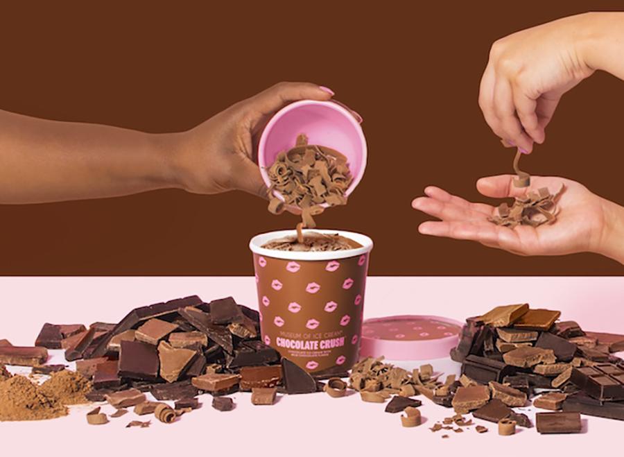 Target Teams With Museum of Ice Cream Apparel Premium Ice Cream