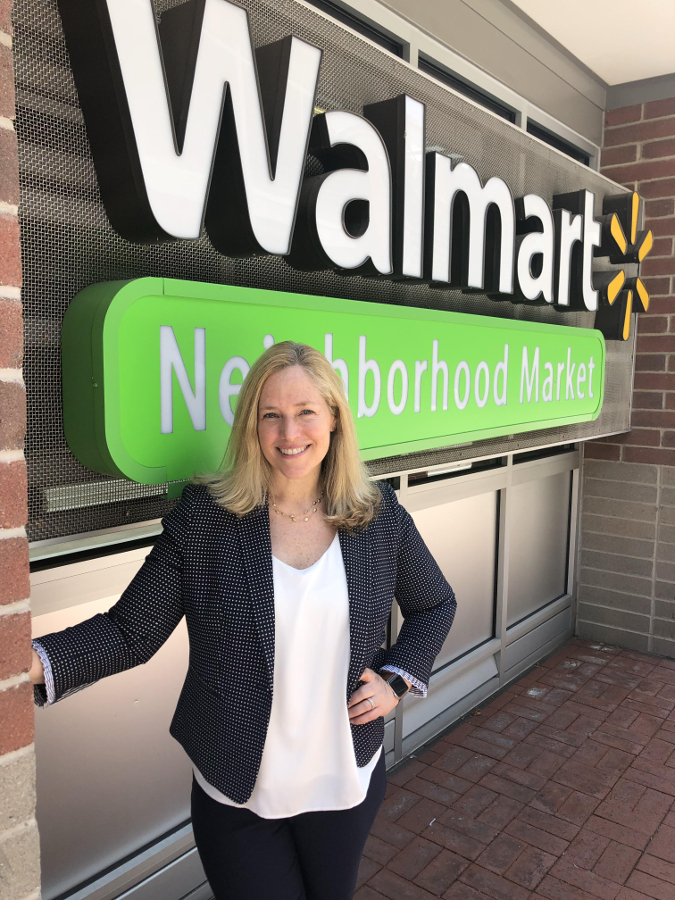 Barbara Messing, who is joining Walmart as chief marketing officer