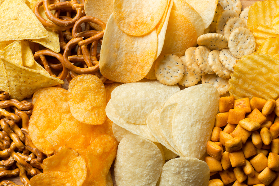 Salty Snacks to Hit $29B by 2022: Packaged Facts