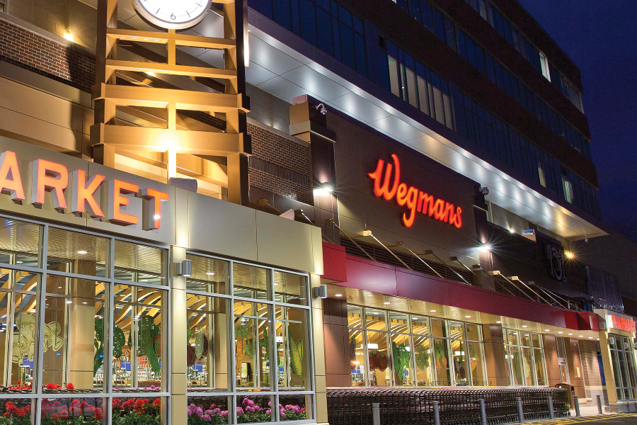 Wegmans Chosen by Customers as Easiest Company to Work With