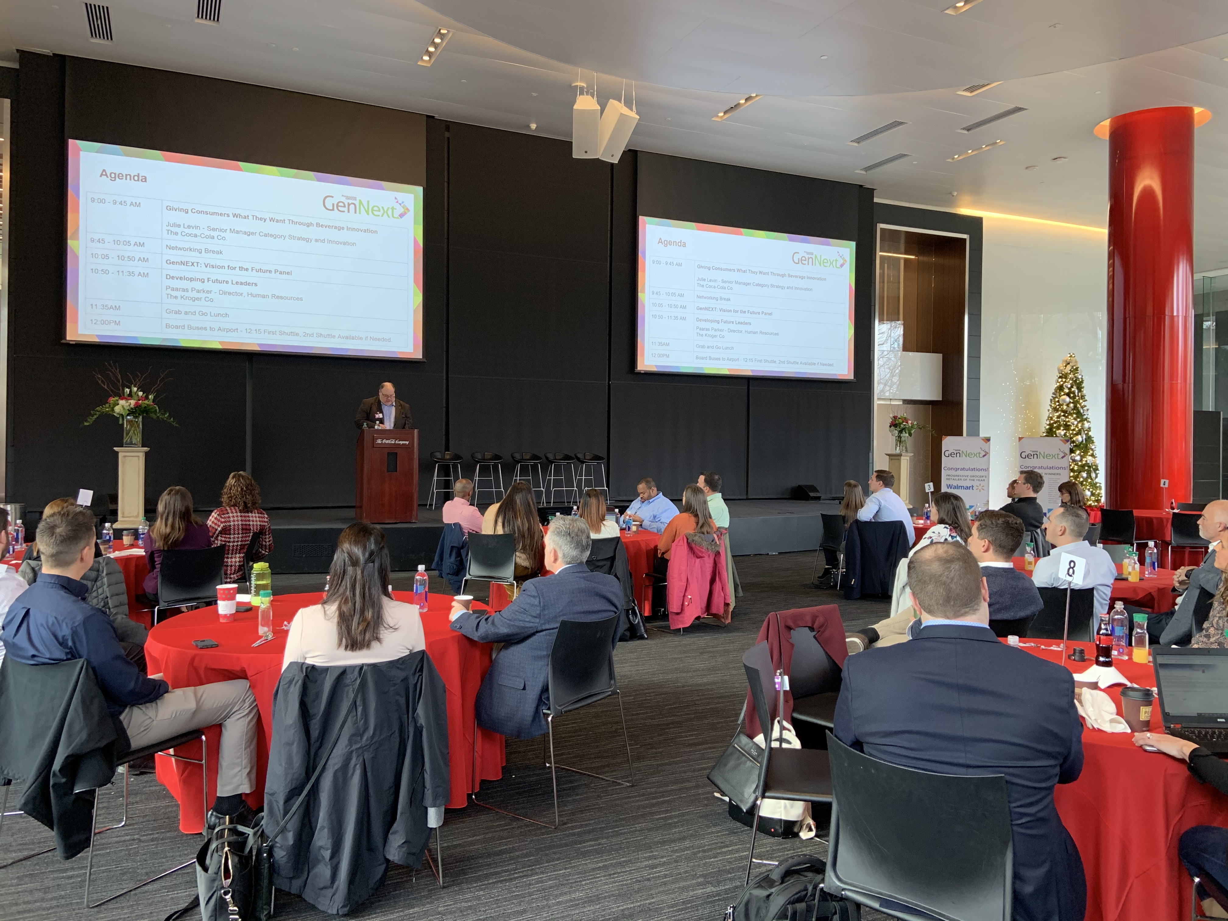 GenNext Winners Take Center Stage at Coca-Cola Headquarters