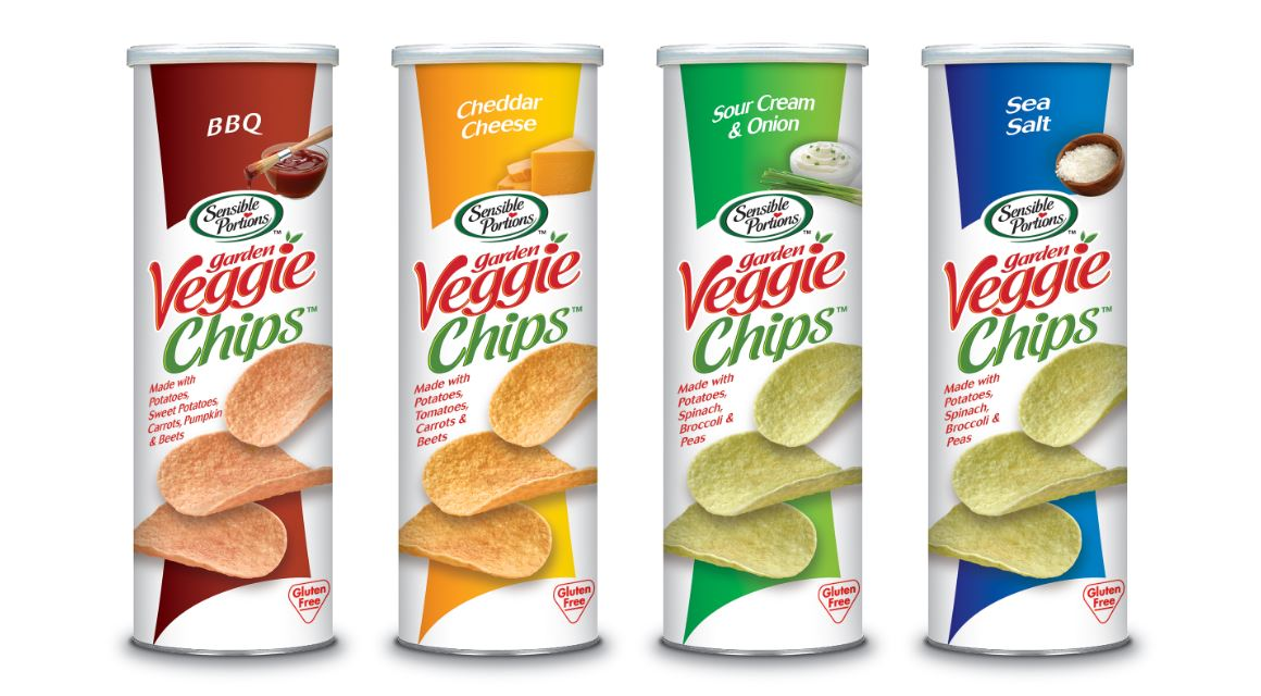In the spotlight sensible portions garden veggie chips - Sensible portions garden veggie chips ...