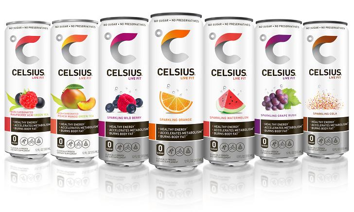 Benefits Of Celsius Drink