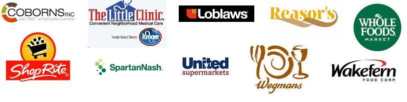 Retail Dietitian retailer logos