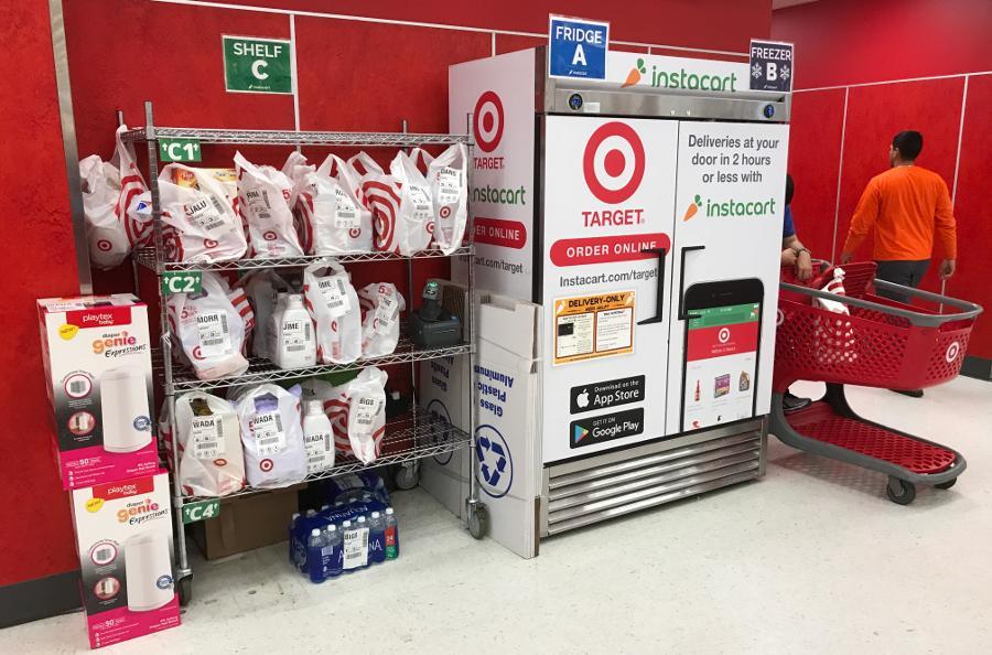 Target to Cut Ties With Instacart | Progressive Grocer