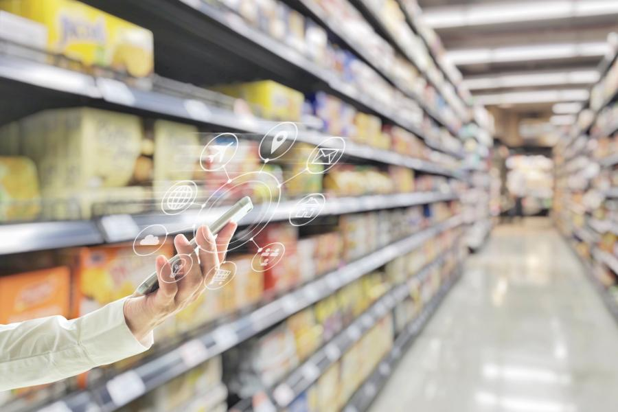 Shoppers Desire Self-Checkout Most in Grocery Technology, But Omnichannel Remains the Goal