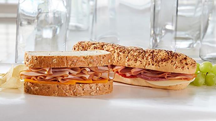 E.A. Sween: Artisan Style Market Sandwich