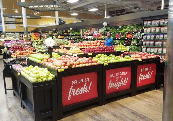 new departments sustainability features of new ralphs store