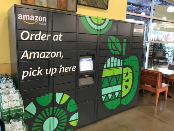 Since Amazon Took Control Of Whole Foods In Late August 2017 Micro Visits To Stores With Lockers Have Risen 11 Percent Versus A 7 Increase