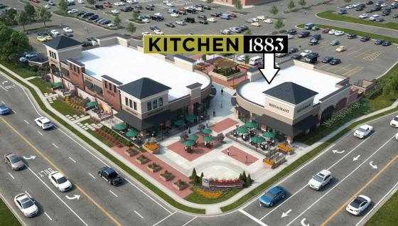 Kroger to Open 2nd Kitchen 1883