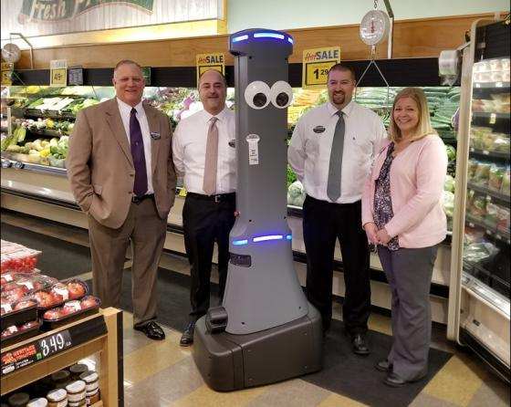 Food Lion Pilots Robots to Spot Out-of-Stocks, Hazards, Pricing Issues