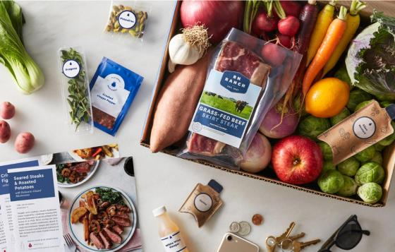 Blue Apron Supporting Meal Kits Nationwide through Pop-Up Shops