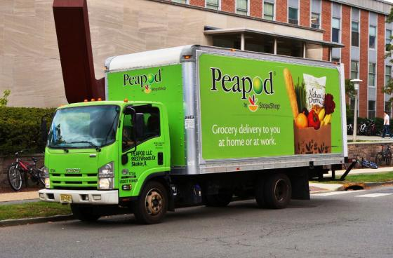 Online Grocer Peapod Brings Grocery Delivery to Reading, PA