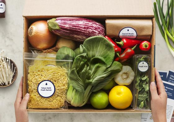 Blue Apron Hires CPG Vet Alan Blake to Head Supply Chain