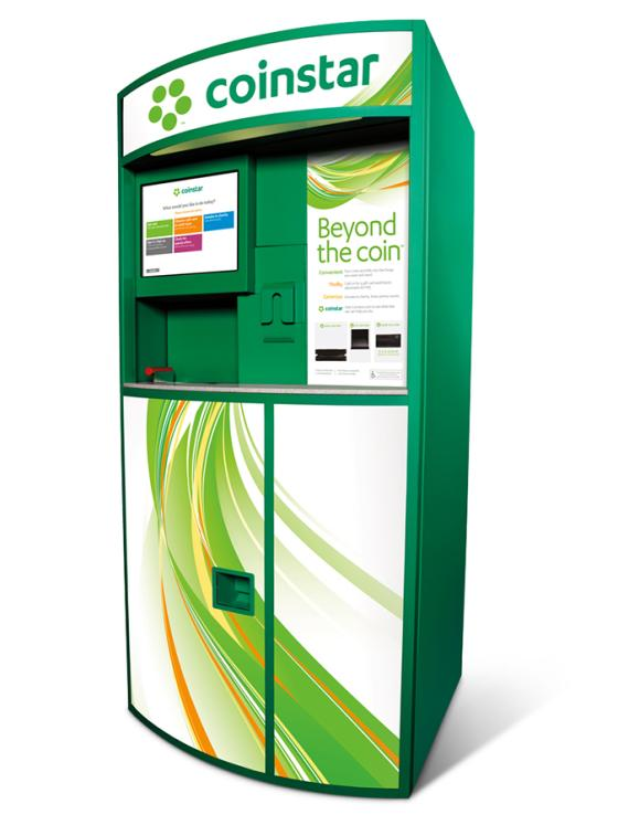 Giant Eagle Stores Offer Coinstar Kiosks With Coupon Capability Provision Interactive Technologies