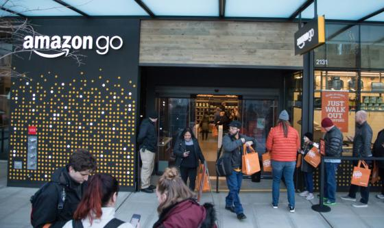 Most Prefer Amazon Go Experience Over Traditional Grocery Shopping: Report