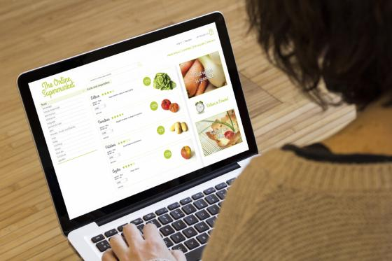 Why Brand Matters to Online Grocers' Shoppers
