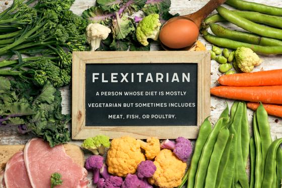 Flexitarian Diet Gaining Traction Among U.S. Consumers: Poll