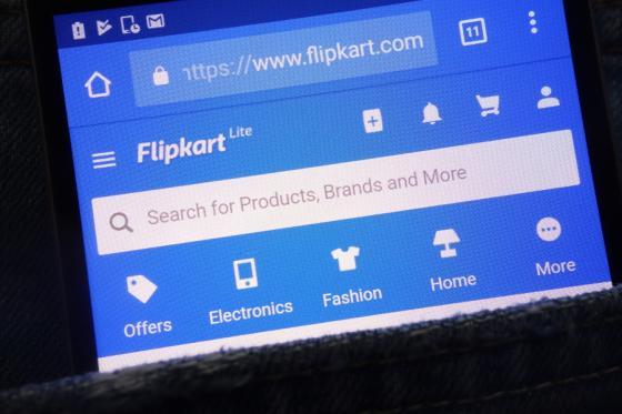 Walmart Now Owns Majority of Flipkart grocery technology ecommerce